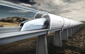 space train